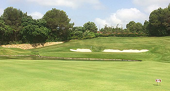 top golf courses in Spain